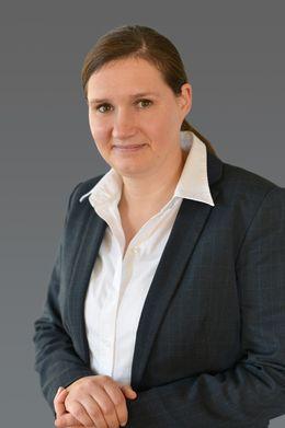 Portraitfoto von Sabine Rickert